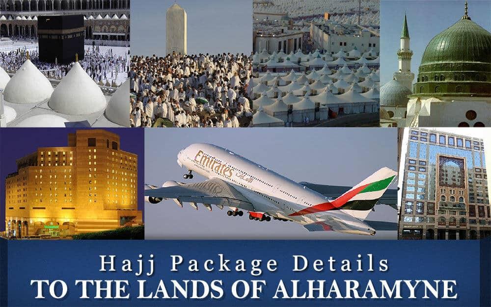 Hajj Package Details