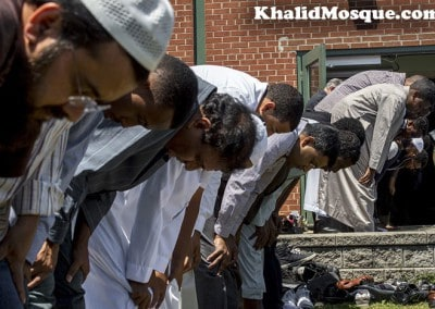 Khutbah Prayer | KhalidMosque.com