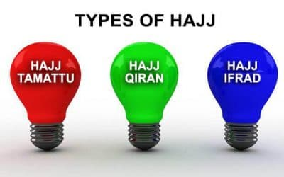 TYPES OF HAJJ