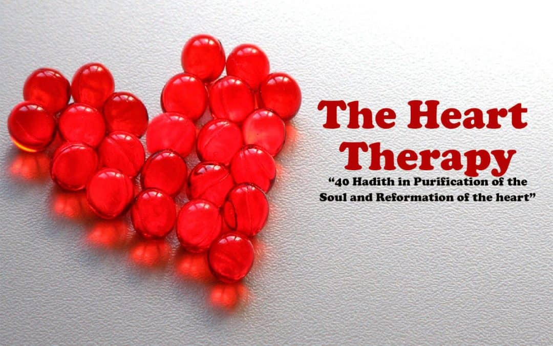HEART THERAPY FREE EVENT [Every Friday After Maqrib]