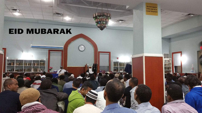 Mosque Prayer Hall