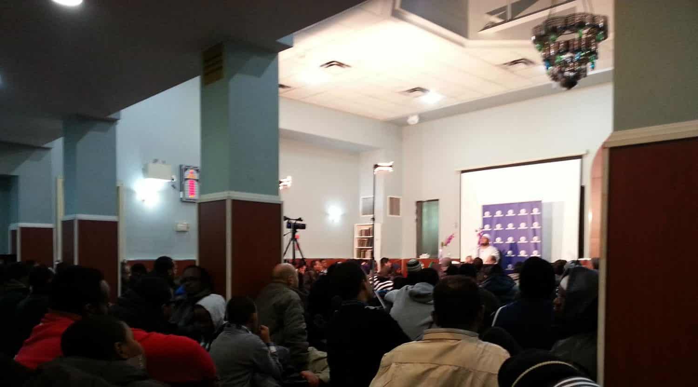 Khalid Mosque Lectures