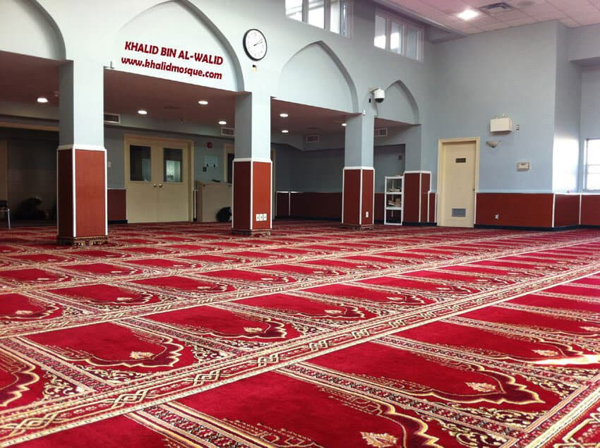 Khalid Mosque Prayer Hall # 3