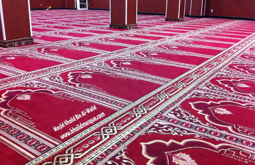 Khalid Mosque Prayer Hall # 2