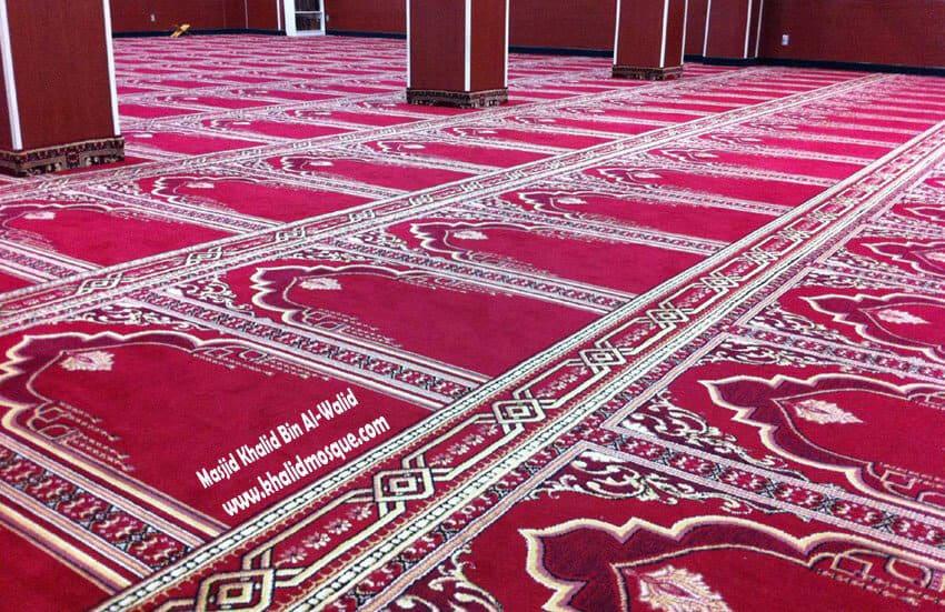 Khalid Mosque Prayer Hall # 2