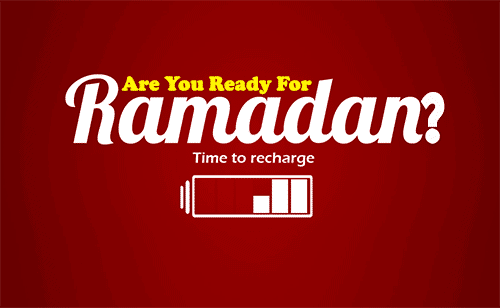 Are You Ready for Ramadan 2017?