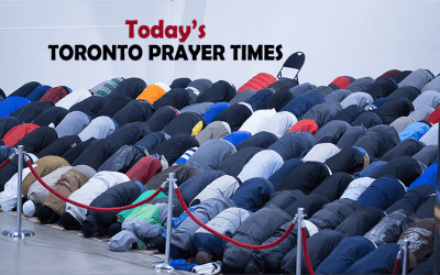 Toronto Prayer Times