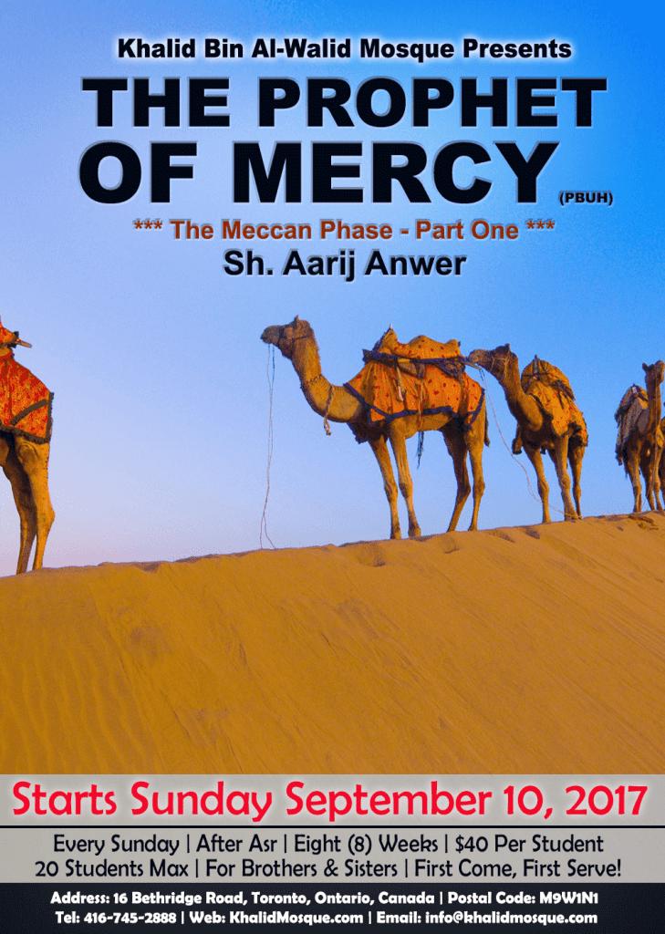 the prophet of mercy