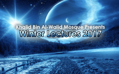 WINTER LECTURES 2017