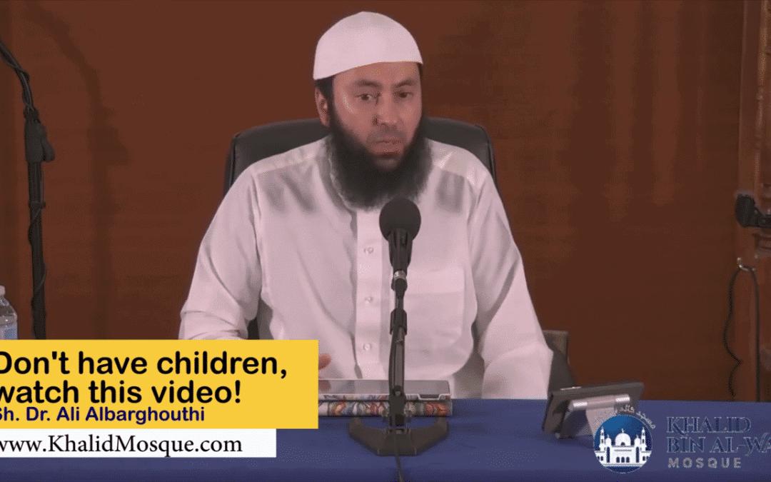 Don't have children?