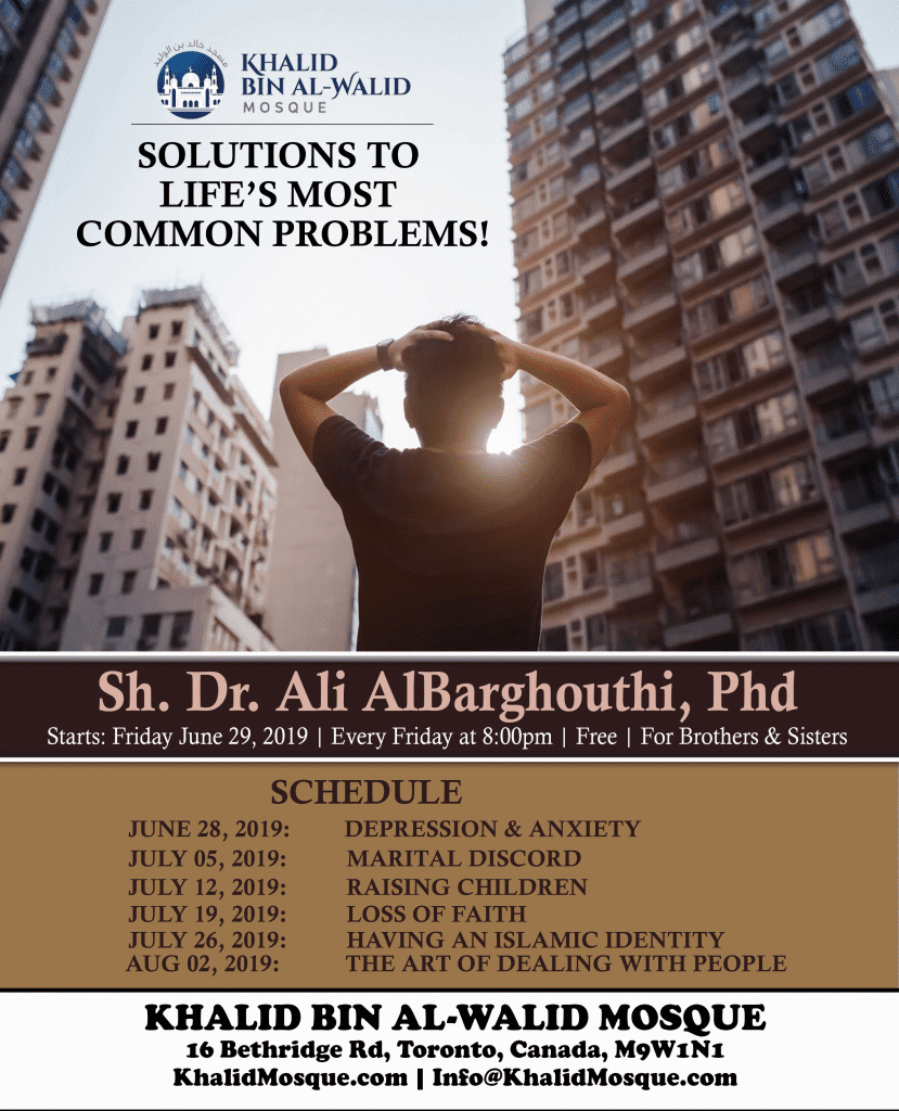 flyer of Solutions-to-life's-Most-common-problems