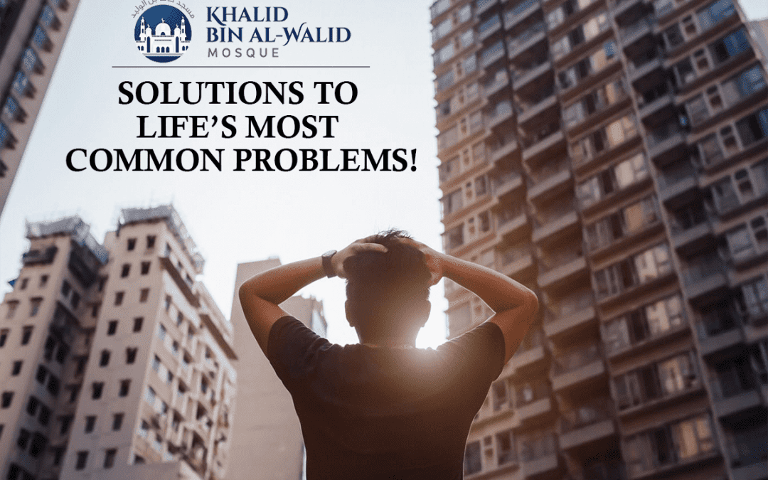 Solutions to Life's Most Common Problems!